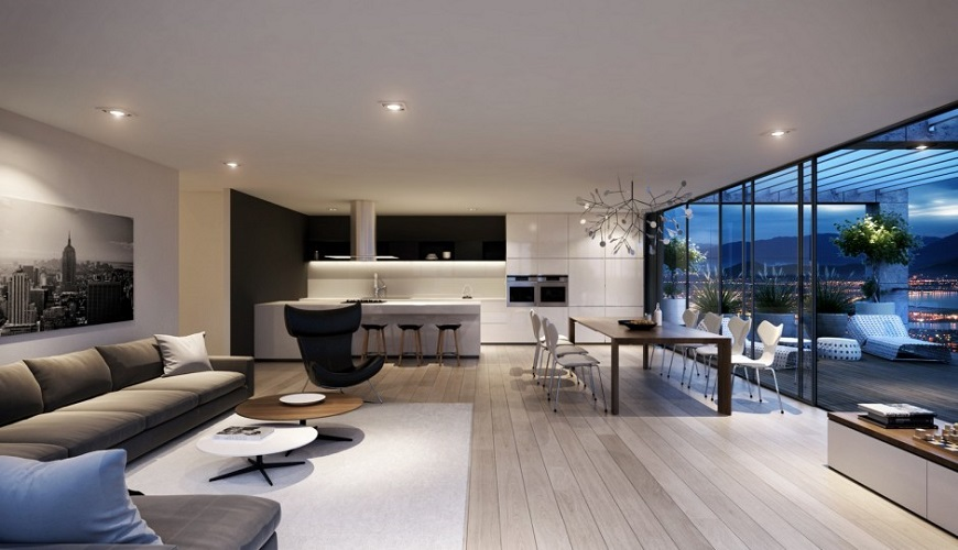 Arredamento Moderno Casa.132 Arredamento Appartamento Moderno Come Arredare Una
